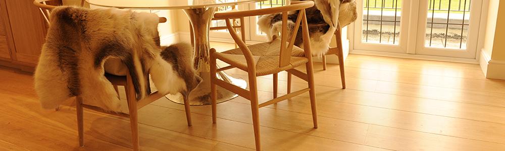 Vicarage Oak Flooring